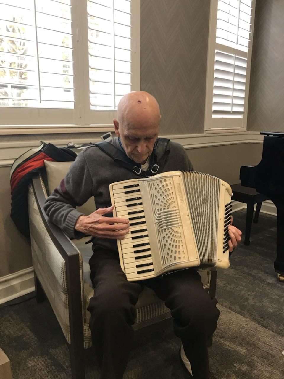 A Wish for an Accordion Image