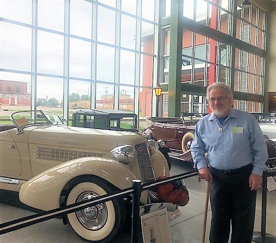 A Visit to the Pierce Arrow Museum for Albert Image