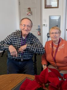 A Visit With A Beloved Sister - Kenneth, 86 Image