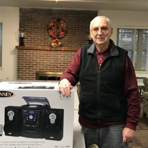 A New CD/Tape Player For Veteran Manny, 90 Image