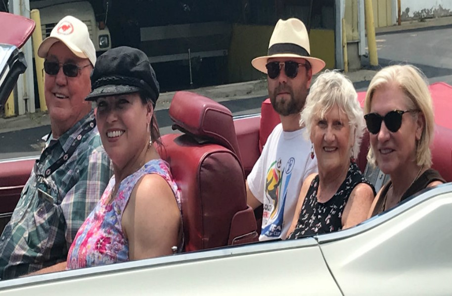 Senior Wishes Grants 150th Wish with a Vintage  Car Ride! Image