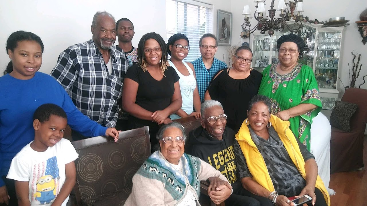 A Reunion With A Cousin In Oakland For WWII Veteran Charles, 98 Image